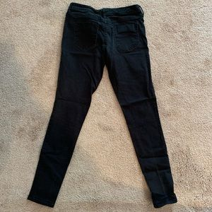 Mossimo Supply Co. Jeans - Missino Black skinny jeans